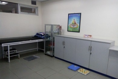 School Health Room