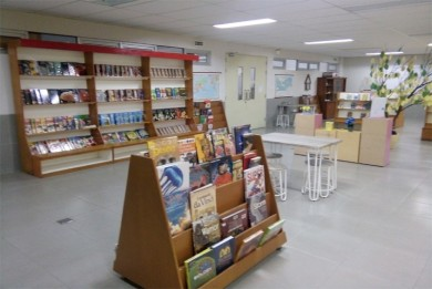 Library of SMPK Plus PENABUR